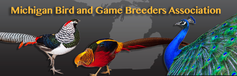 Michigan Bird and Game Breeders Association - Upcoming Events